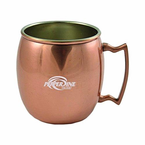 Pepperdine University-16 oz Copper Mug