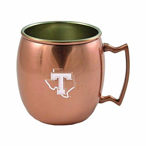 Tarleton State University -16 oz Copper Mug