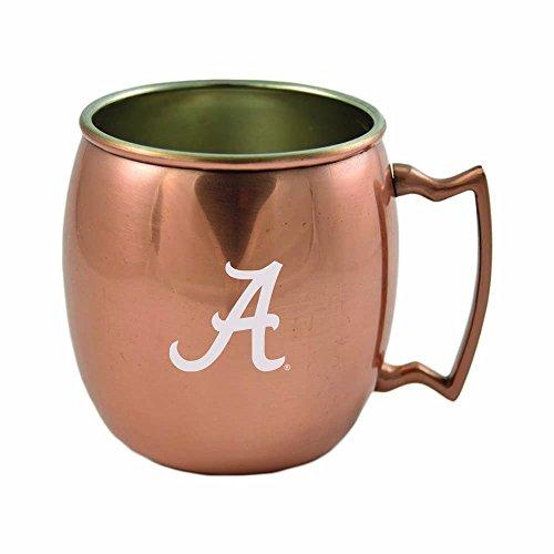 Univeristy of Alabama-16 oz Copper Mug