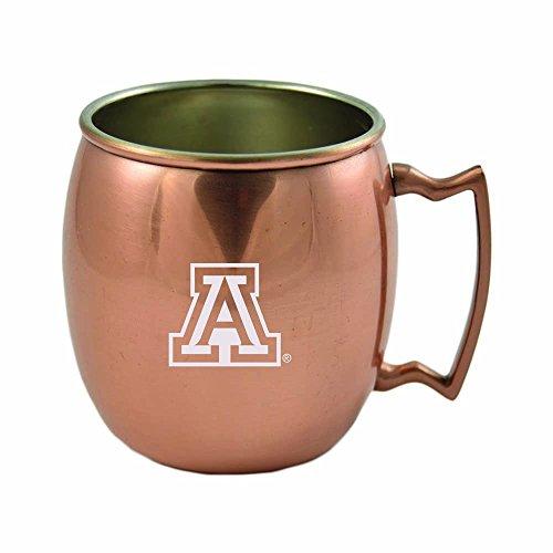 University of Arizona-16 oz Copper Mug