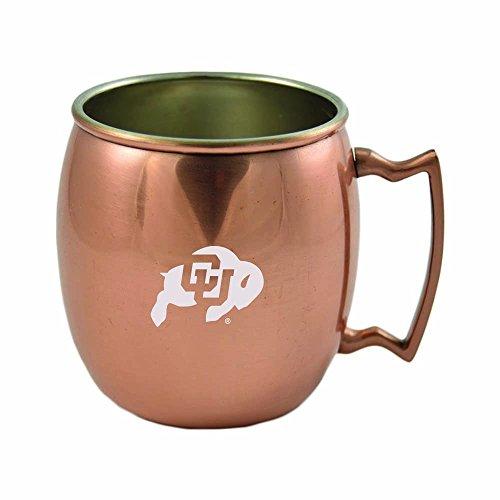 University of Colorado-16 oz Copper Mug