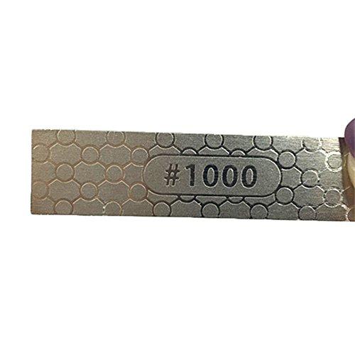 Whetstone Knife Sharpener Mini Knife Sharpening Stones400 1000 Grits