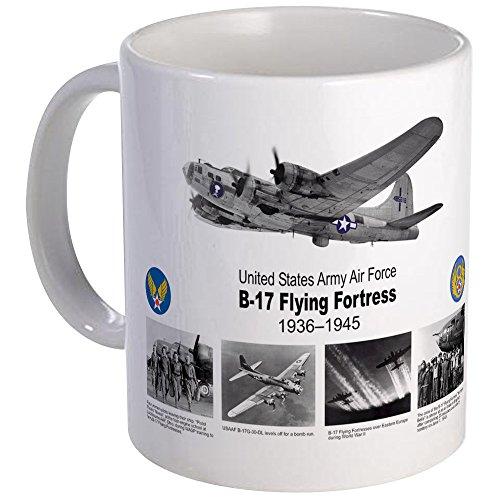 CafePress - B-17 Commemorative Mug - Unique Coffee Mug Coffee Cup