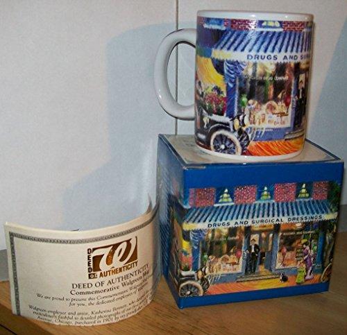 The First Walgreen Drugstore 1901 Commemorative Mug