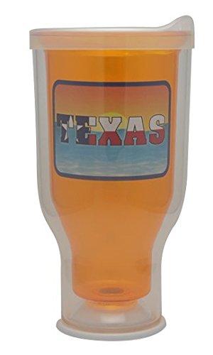 My Favorite Tumblers - Texas Sunset Orange