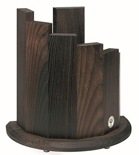 Boker 30402 Wood Magnetic Knife Block Makassar