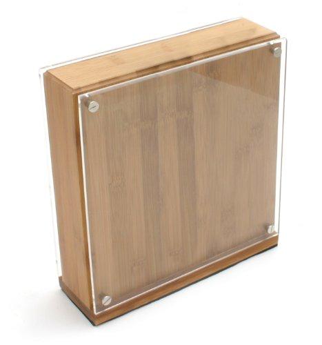 Swissmar Bamboo Magnetic Knife Block