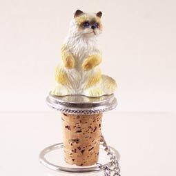 Ragdoll Cat Wine Bottle Stopper