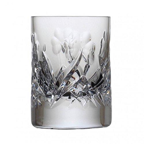 Emerald Crystal Shamrock Shot Glass 275