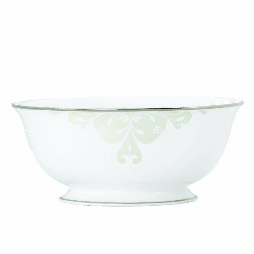 Lenox Opal Innocence Scroll 56-Ounce Serving Bowl