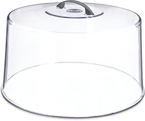 Carlisle 251207 Shatterproof 12 Cake Cover  Dome 65 Tall