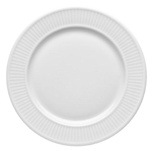 Pillivuyt Plisse 10-Inch Plate