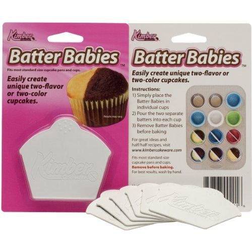 Kimber Cakeware Batter Babies Cupcake Separators