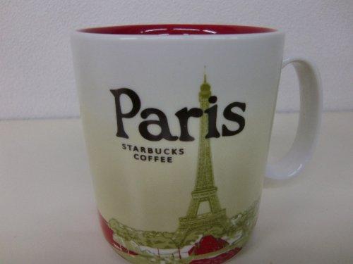 Starbucks  Paris Mug š Starbucks  regional  mug Paris ™ Eiffel Tower mug
