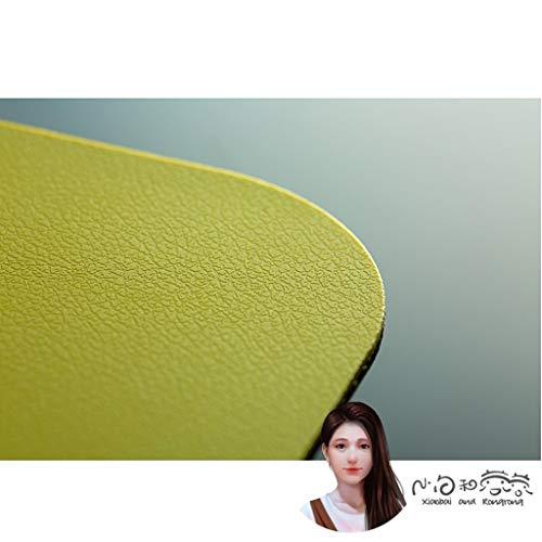SGMYMX Chopping board Cutting board cutting board thicker plastic household kitchen chopping vegetables and cutting board cutting board color red  green Cutting board Color  Green