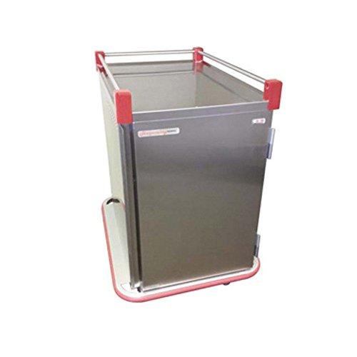 Carter-Hoffmann PSDTT16 16 Tray Capacity Mobile Meal Tray Cart