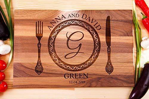 christmas gifts cutting boardname cutting board personalized wood cutting board christmas gift walnut cutting boardwedding gift cuttingtree cutting board