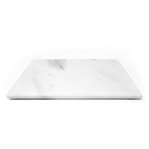 Marbleobject Italian Marble 8 x 12 Cheese Plate Tray Pastry BoardCutting Board Italian Natural Stone Tray X-mas Gift