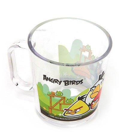 Angry Birds Glitter Mug