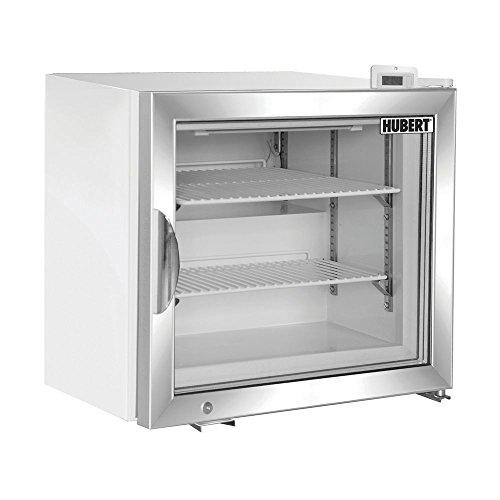 HUBERT 17 cu ft White Countertop Merchandiser  Freezer - 22 1332L x 21W x 21H