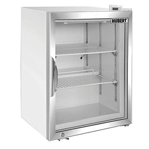 HUBERT 31 cu ft White Countertop Merchandiser  Freezer - 24 1332L x 211332W x 28H