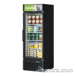 Turbo Air TGF-23SD Glass Swing Door One Section Reach-In Merchandiser Freezer
