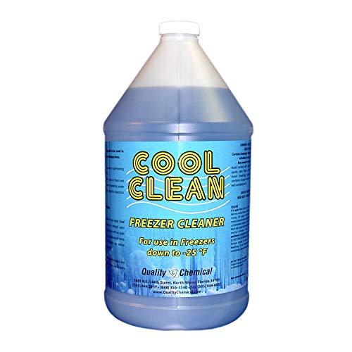 Cool Clean Heavy-Duty Freezer Cleaner-1 gallon 128 oz