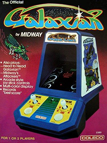 GALAXIAN ART VINTAGE 2 x 3 Fridge MAGNET Table Top Arcade Game COLECO SEGA PAC MAN Refrigerator nostalgic retro