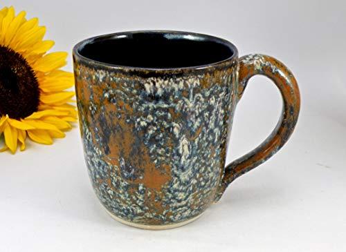 Extra large tea mug beer mug 28 oz food safe Glaze STONEWARE huge mug