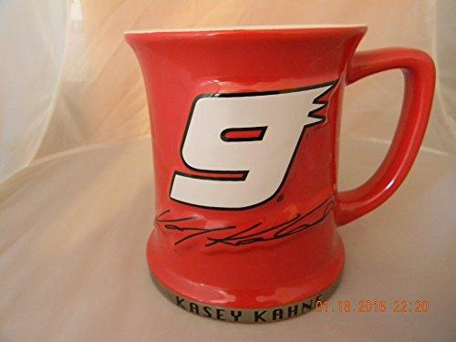 Kasey Kahne 9 Red Coffee Mug