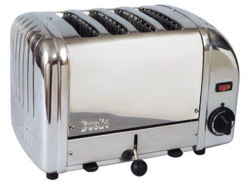 Cadco 4-Slot Toaster 220-Volt