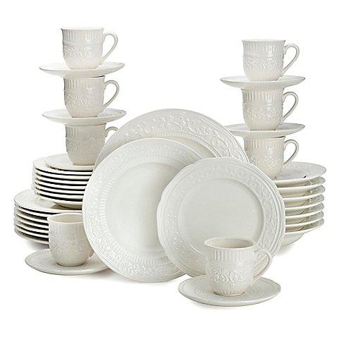 Mikasa American Countryside 40-Piece Dinnerware Set