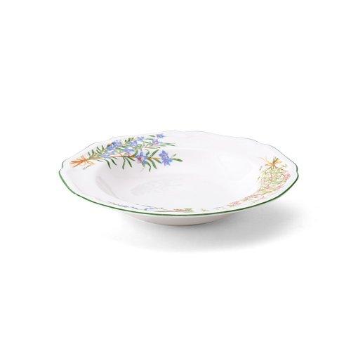 Mikasa Botanical Bouquet Porcelain Soup Bowl 2078717