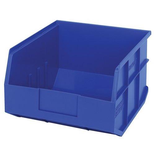 12 L x 11 W x 7 H Blue Stackable Shelf Bin 1 Bin