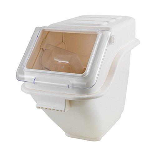 FortheChefs 5 Gallon 80 Cup Stackable Shelf Ingredient Bin