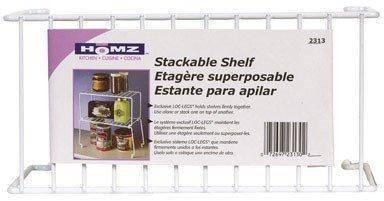 Homz Stackable Shelf 107 L by HOMZ LAUNDRYSEYMOUR