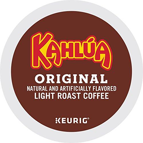 Keurig K-Cup Packs Kahlua Original12 Count Pack of 6