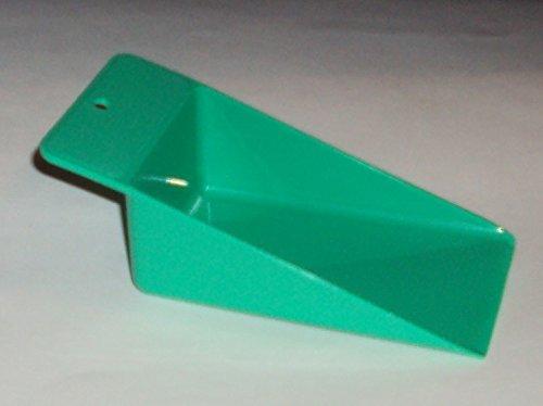 Tupperware Gadgets Straight Edge Flat Scoop in Island Green