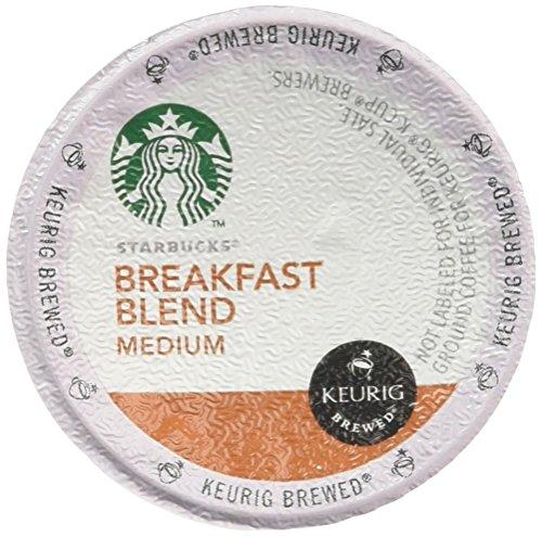 Starbucks Coffee Kcup Brkfst Blend