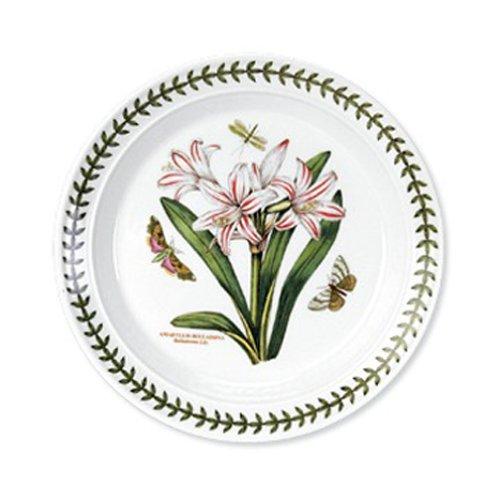 Portmeirion Botanic Garden Salad Plates Set of 6 Assorted Motifs