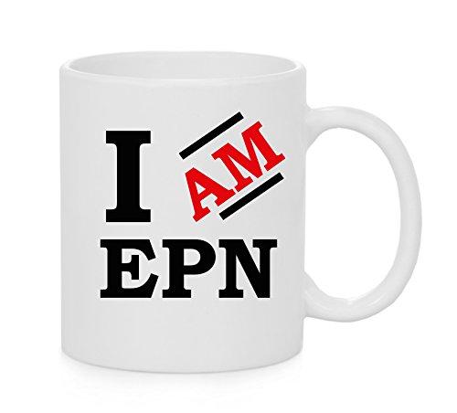 I Am EPN Official Mug