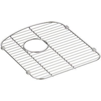 Kohler Langlade Smart Divide Stainless Steel Sink Rack for Right-Hand Bowl