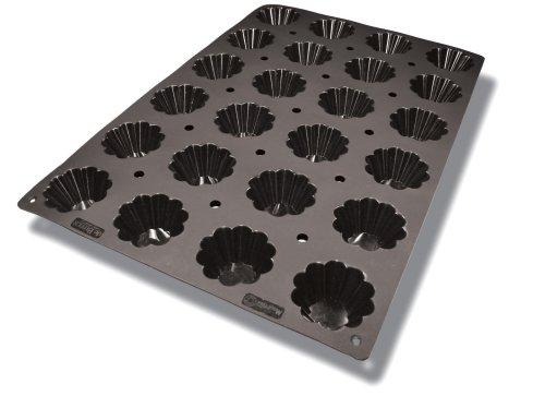 Paderno World Cuisine X24 Brioche Silicone Mold