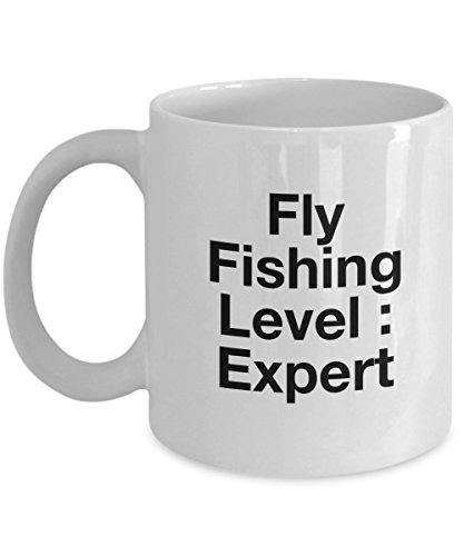 Fly Fishing Coffee Mug 11 15 oz Mug Ceramic Tea Cup