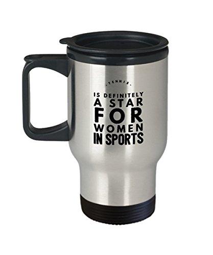 Zane Wear Tennis Is Definitely A Star For Women In Sports - Travel Mug Gifts