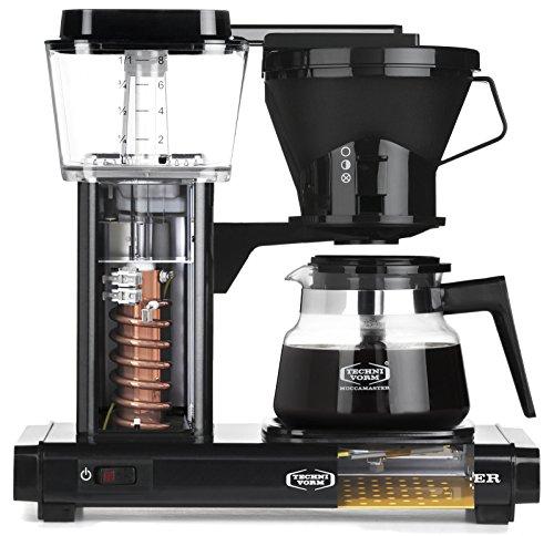 Technivorm Moccamaster 59713 KBS Coffee Brewer 32 oz Black