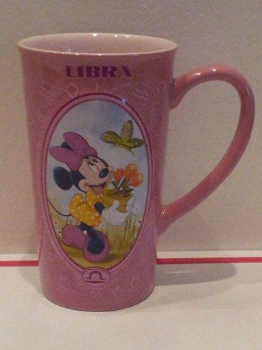 Disney Zodiac Mug Libra - Minnie Mouse Coffee Mug