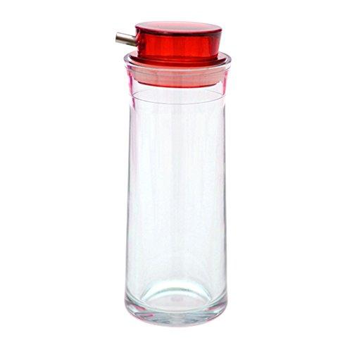 Leak-proof cruetplastic condiment bottlequantitative oil potsoy sauce bottlesvinegar-A