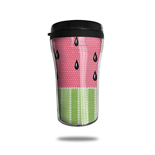 Custom Coffee Mug Watermelon Travel Coffee Mug Coffee Cup Good For TravelOfficeSchoolHomeMilkTea250 ML