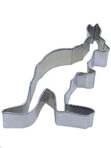 Kangaroo Cookie Cutter 325 Aussie Kangaroo Zoo Animal Baking Animal Sugar